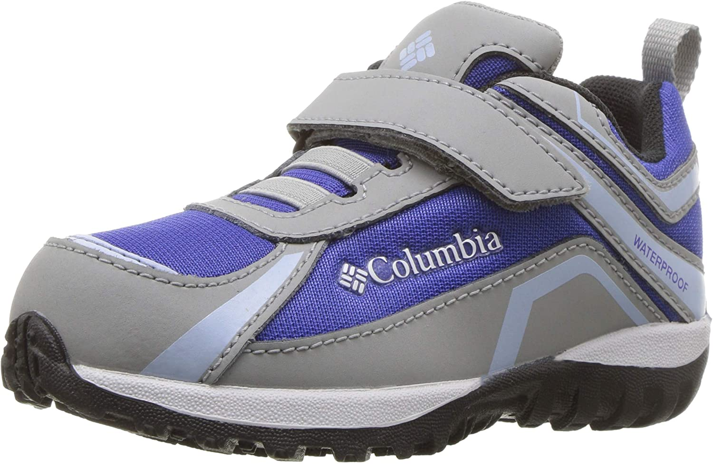 Columbia Kids' Children's Conspiracy Waterproof Hiking Shoe