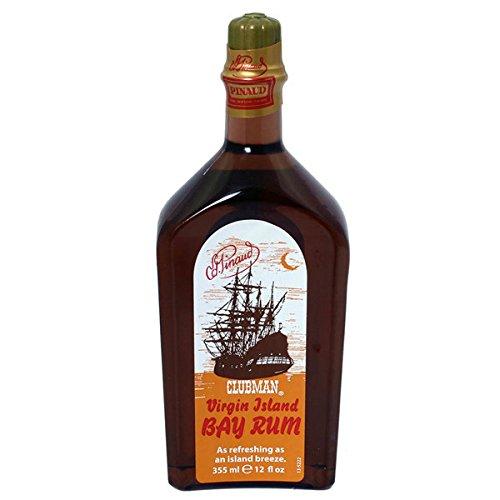 Clubman Pinaud Virgin Island Bay Rum Men'S Aftershave Cologne 12 Oz.