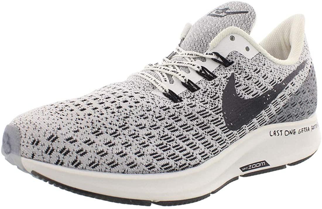 Nike Air Zoom Pegasus 35 AS Nathan Bell AT9977-101 Sail/Black Men's Running Shoes