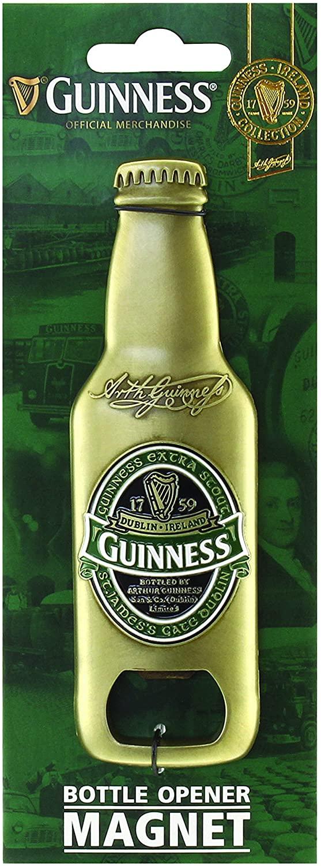 Guinness Ireland 3D Magnet Bottle Opener