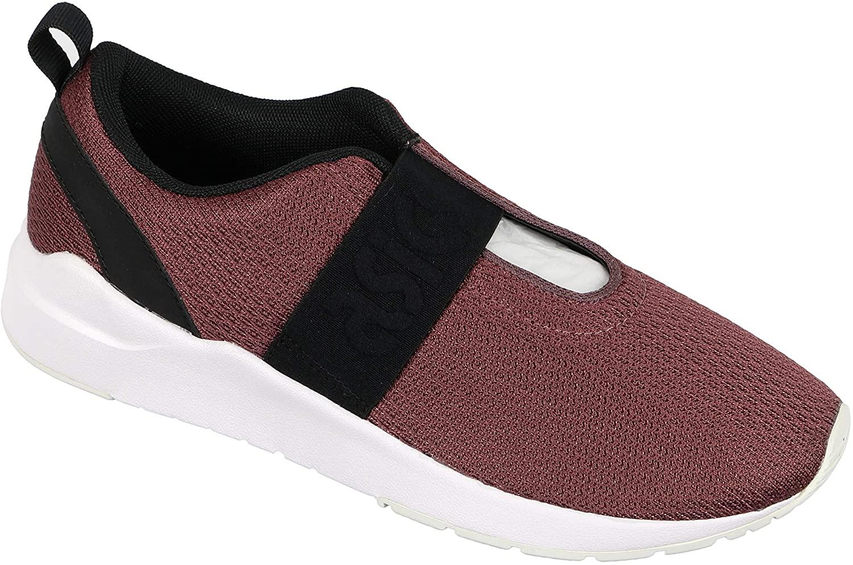 Asics Women's Gel Lyte Komachi Strap Trainer Shoes 8 M US Rose Taupe White Black