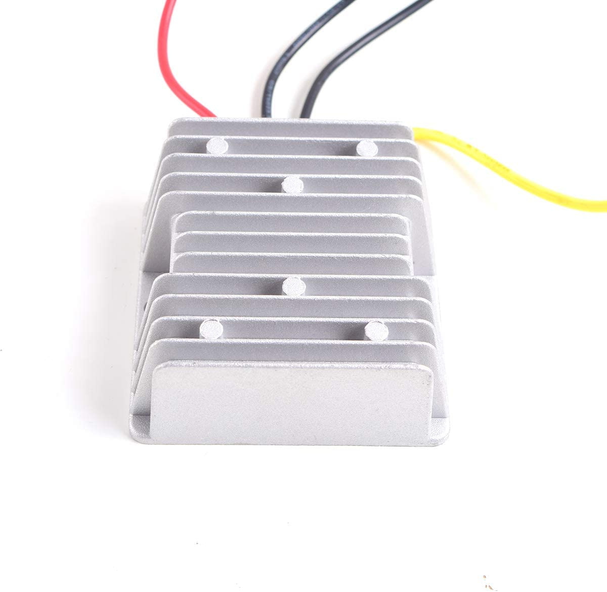 Cocar Step Down DC 24V to 12V 15A 180W Converter, Accept DC15-40V Inputs Regulator Power Adapter for Auto Motor Car Truck Vehicle Boat Solar System