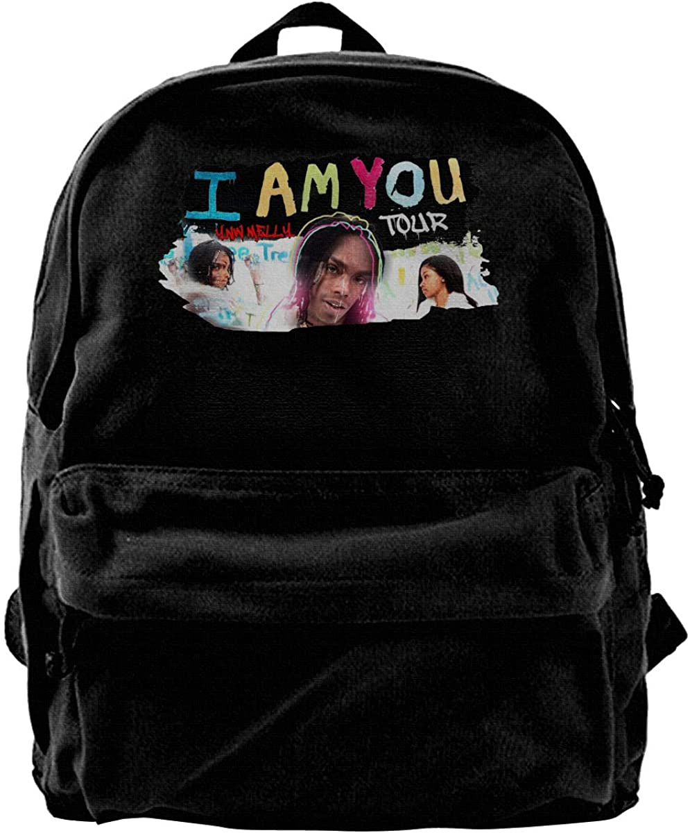 HLPD-WA YNW Melly Leisure Backpack Fashion Canvas Backpack