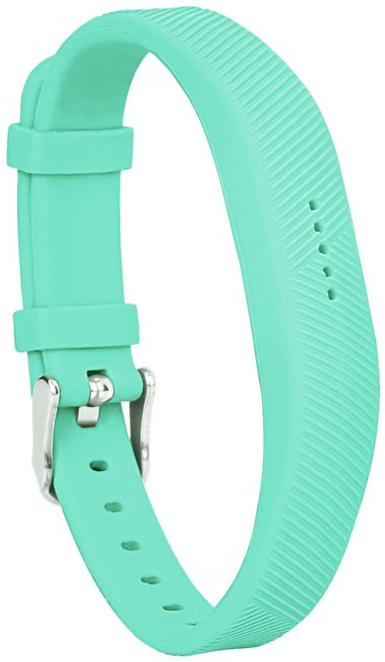 RedTaro Replacement Bands for Fitbit Flex 2 - Silicone Wristbands Bracelet for Women Men, Small and Large