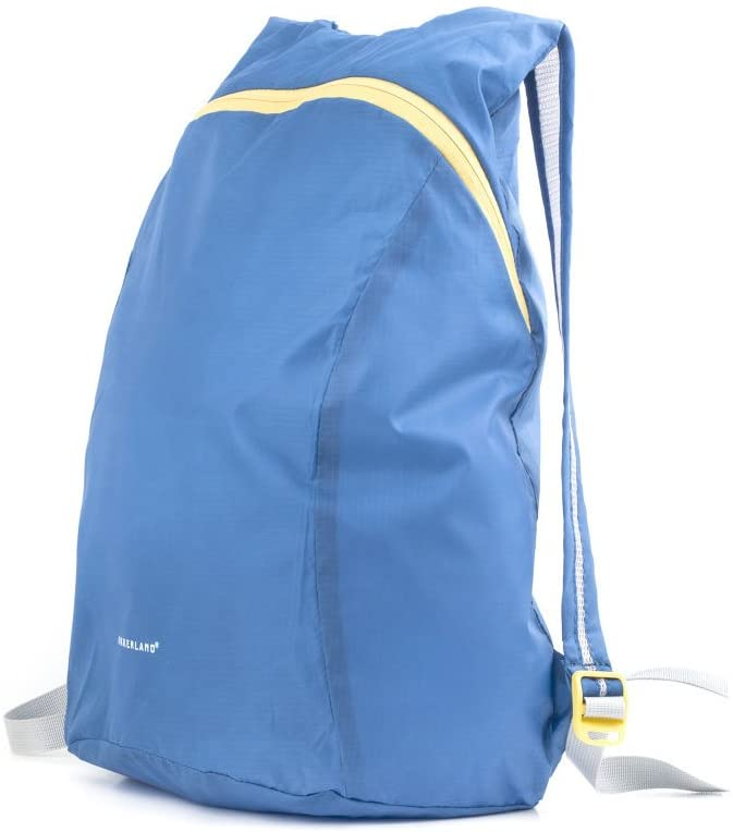 Kikkerland BB05-BL Compact Backpack, Blue