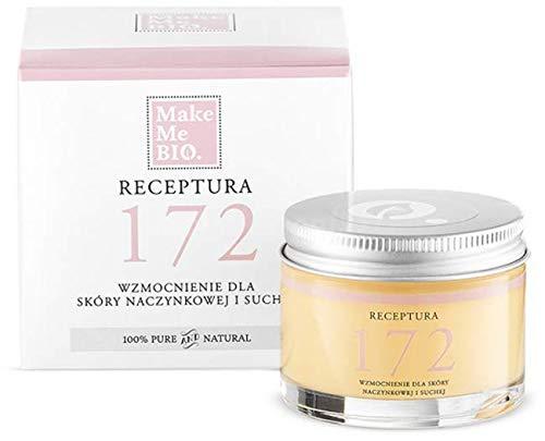 MAKE ME BIO - RECIPE 172-50 ml - Cream - Reinforcement For Vascular And Dry Skin