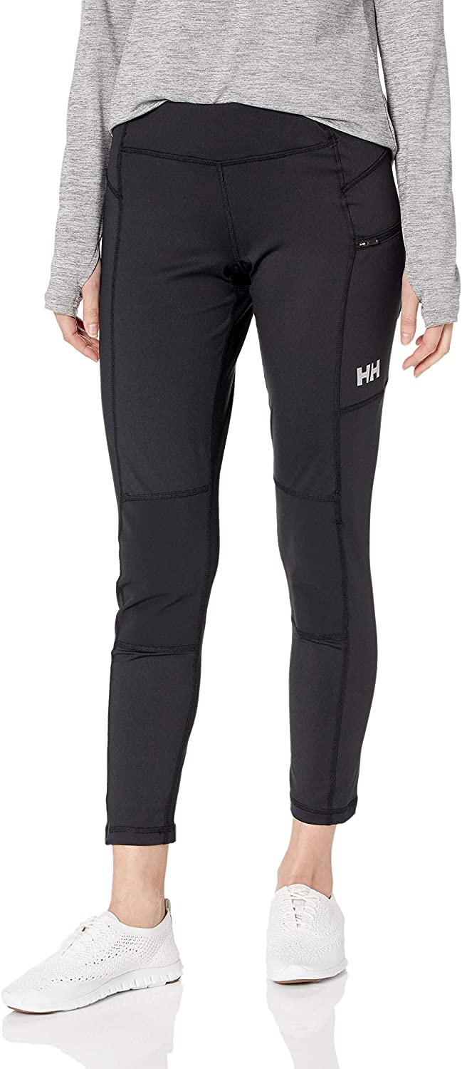 Helly-Hansen Womens Rask Lightweight Functional Stretch Fabri Trail Tights