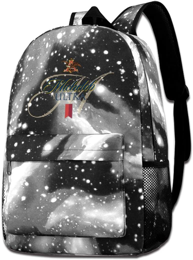 NOT Michelob Ultra Light Starry Backpack
