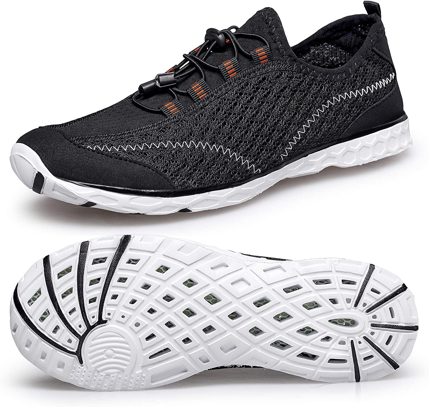 Belilent Water Shoes-Quick Drying Mens Womens Water Sports Shoes Lightweight