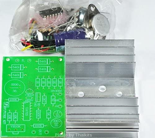 Variable Regulator Power Supply 0-30V. 3A [ Unassembled Kit ] for Student lab