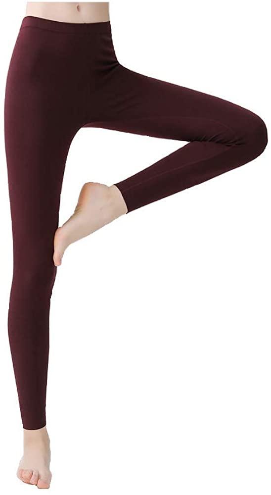 Boniyami Women's Thermal Pants Long Underwear Bottom Base Layer