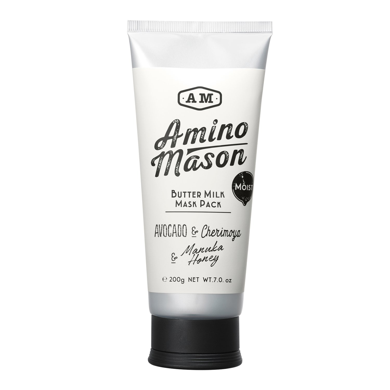 Amino Mason Moist Butter Milk Mask Pack, 7 Ounce