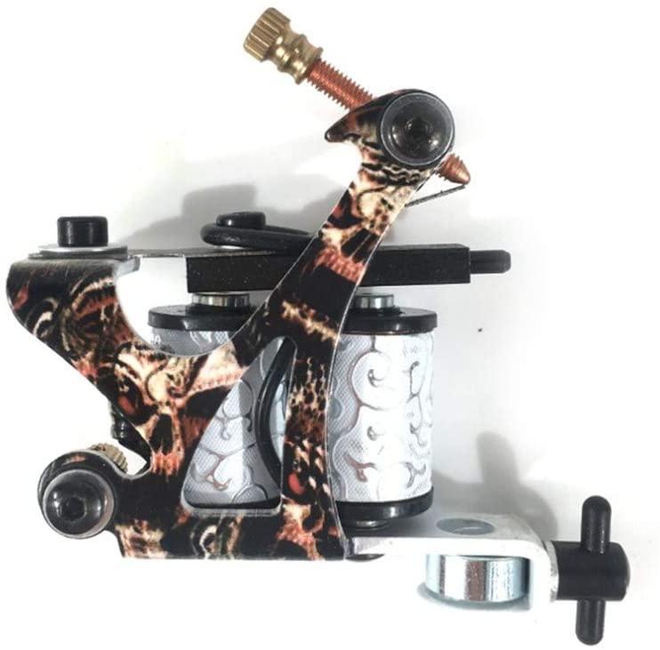 Zwen One Piece Tattoo Rotary Pen Hybrid Permanent Makeup Tattoo Machine Strong Quiet Motor Supply