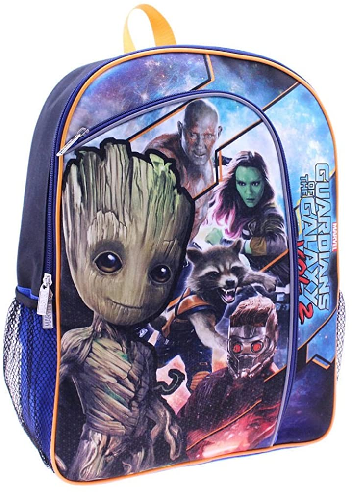 Marvel Guardians of the Galaxy Vol.2 16-Inch Backpack [Light Up]