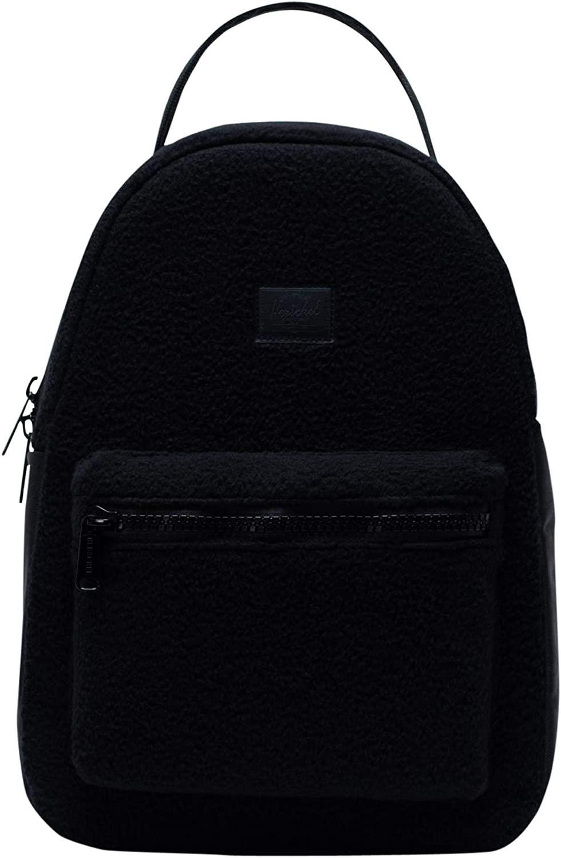 Herschel Nova XS Fabric Backpack Black  one size