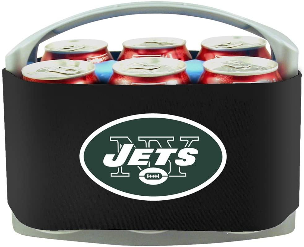 NFL New York Jets Cool Six Cooler