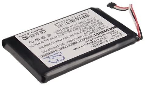 VINTRONS 930mAh 361-00035-01 Battery for Garmin Nuvi 1260W, 140T, 150T, 2595LMT