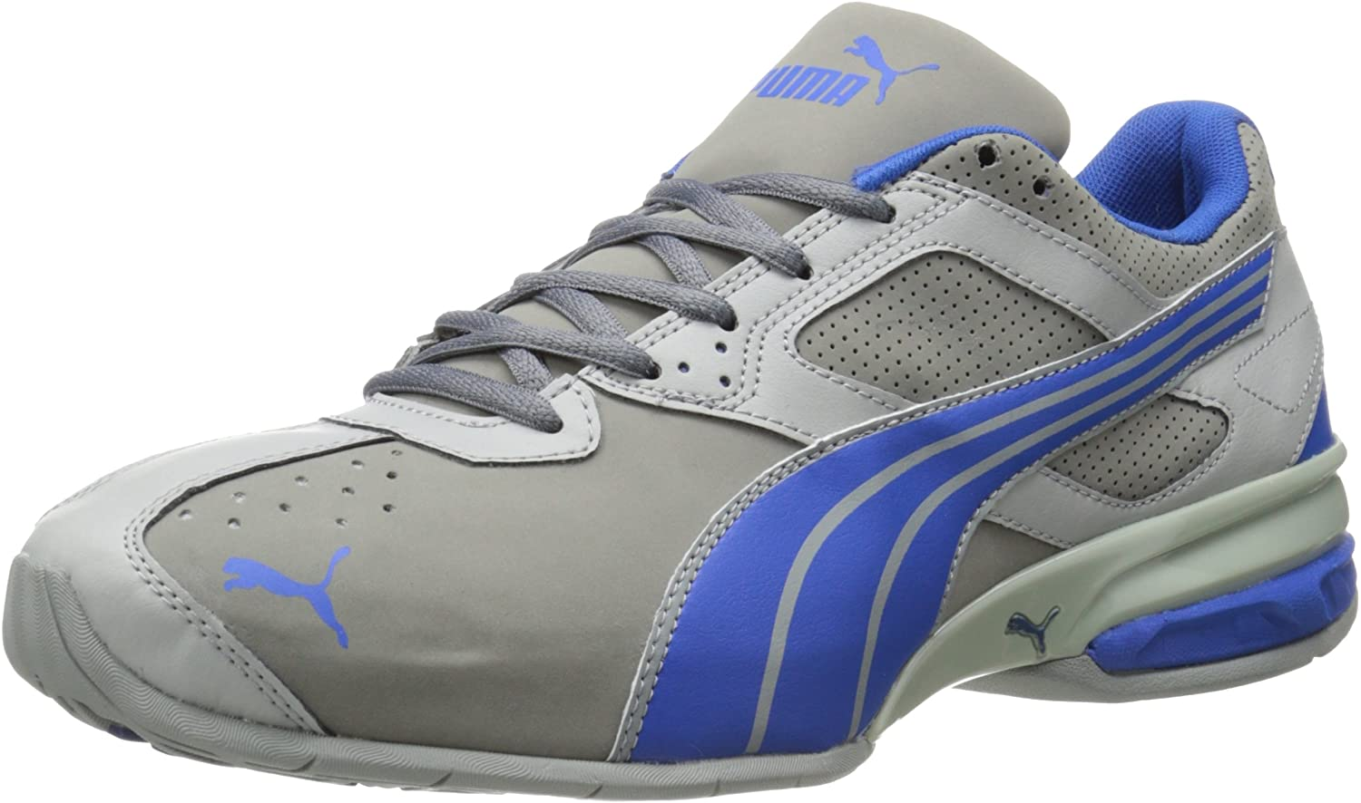 PUMA Mens Tazon 5 Nubuck1 Training Shoe