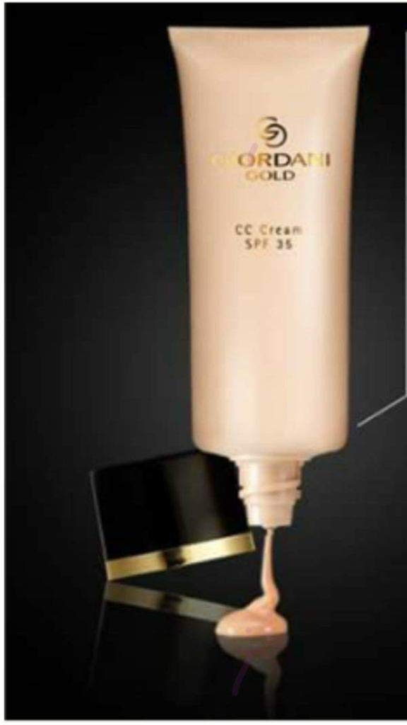 Oriflame Giordani Gold CC Cream SPF 35 - 40ml (Light)