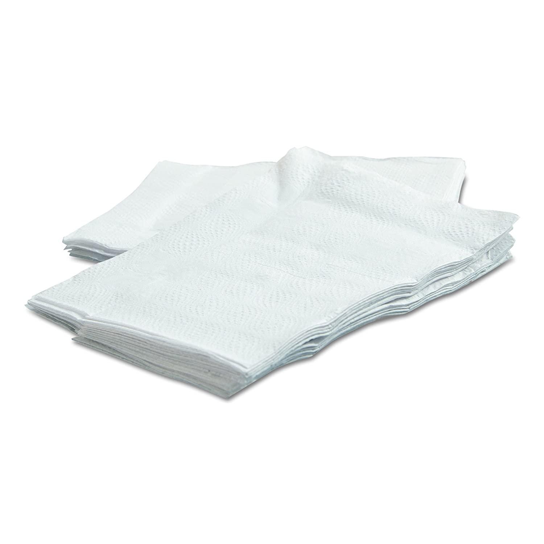 Morcon Paper MOR D712 Mor-Soft Low Fold Paper Napkins, 3 1/2