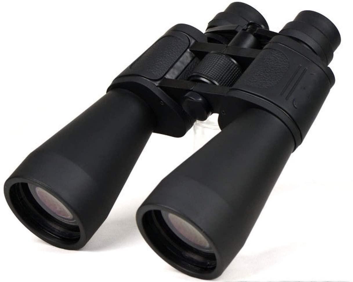LWW Binoculars Anti-Slip High Magnification Hd Optical-LLL Night-Vision Lightweight Binocle Dual Focus Capability Rangefinder Waterproof Best-in/Black/A