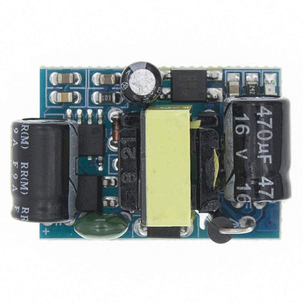 10PCS 5V 700mA (3.5W) Isolated Switch Power Supply Module AC-DC Buck Step-Down Module 220V Turn 5V