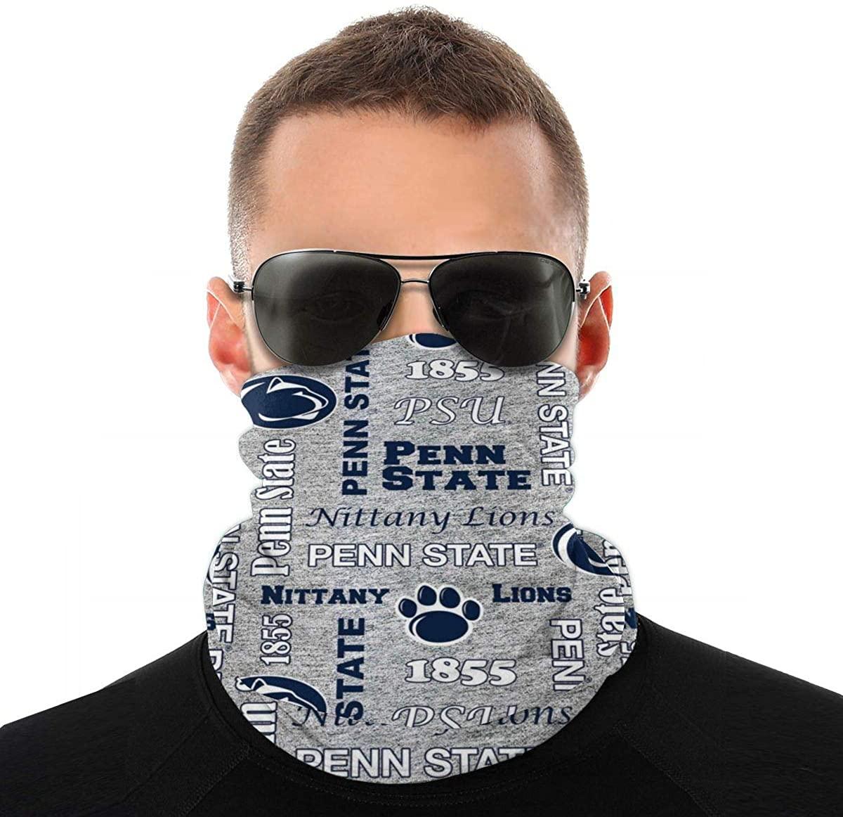 Texas A&M University Neck Gaiter Bandana Sports Face Mask Scarf Sun Protection Headwear Headband for Outdoors