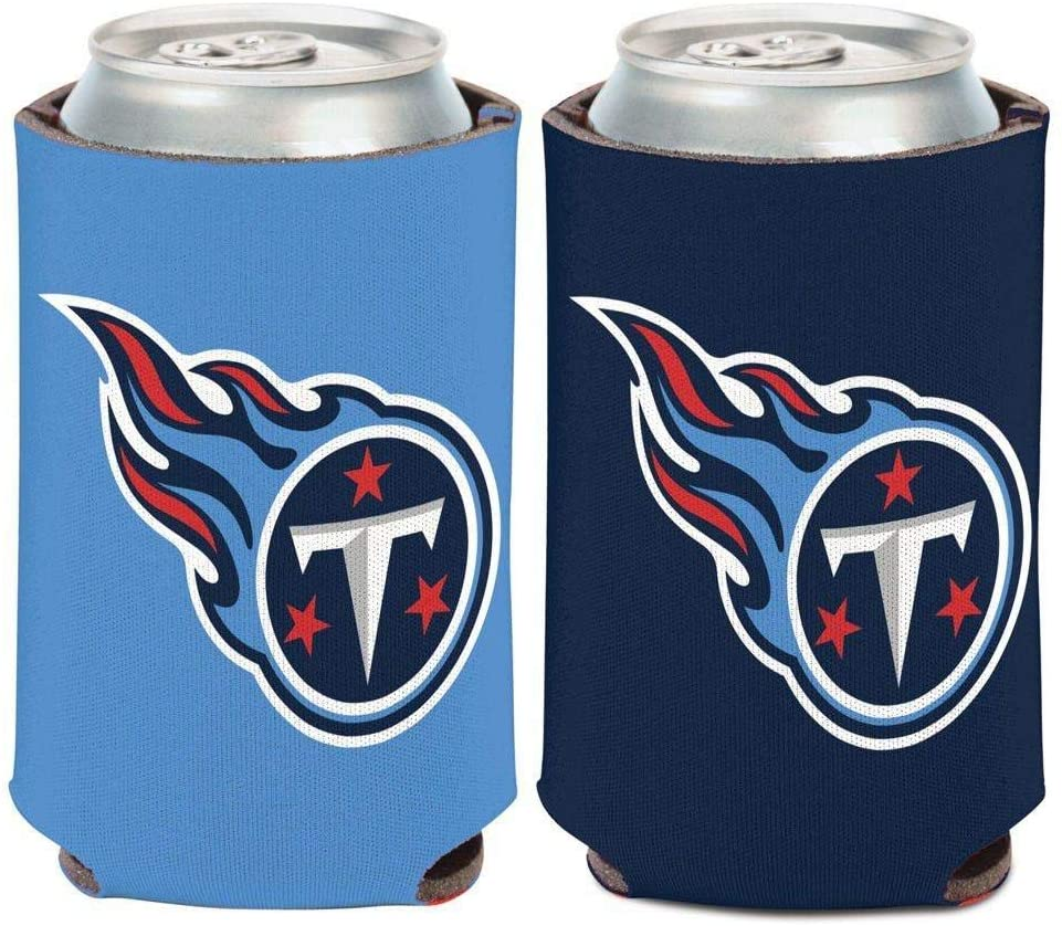 WinCraft Tennessee Titans Logo Can Cooler 12 oz.