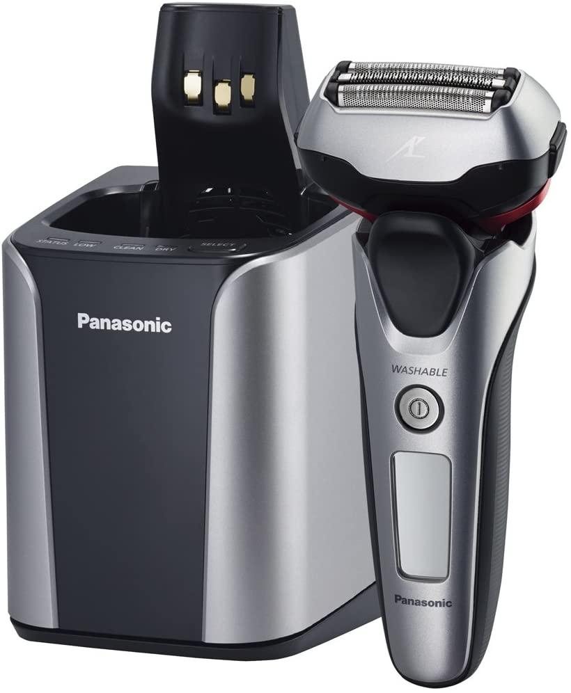 Panasonic LAMDASH Men's Shaver 3-blade Silver tone ES-LT7A-S