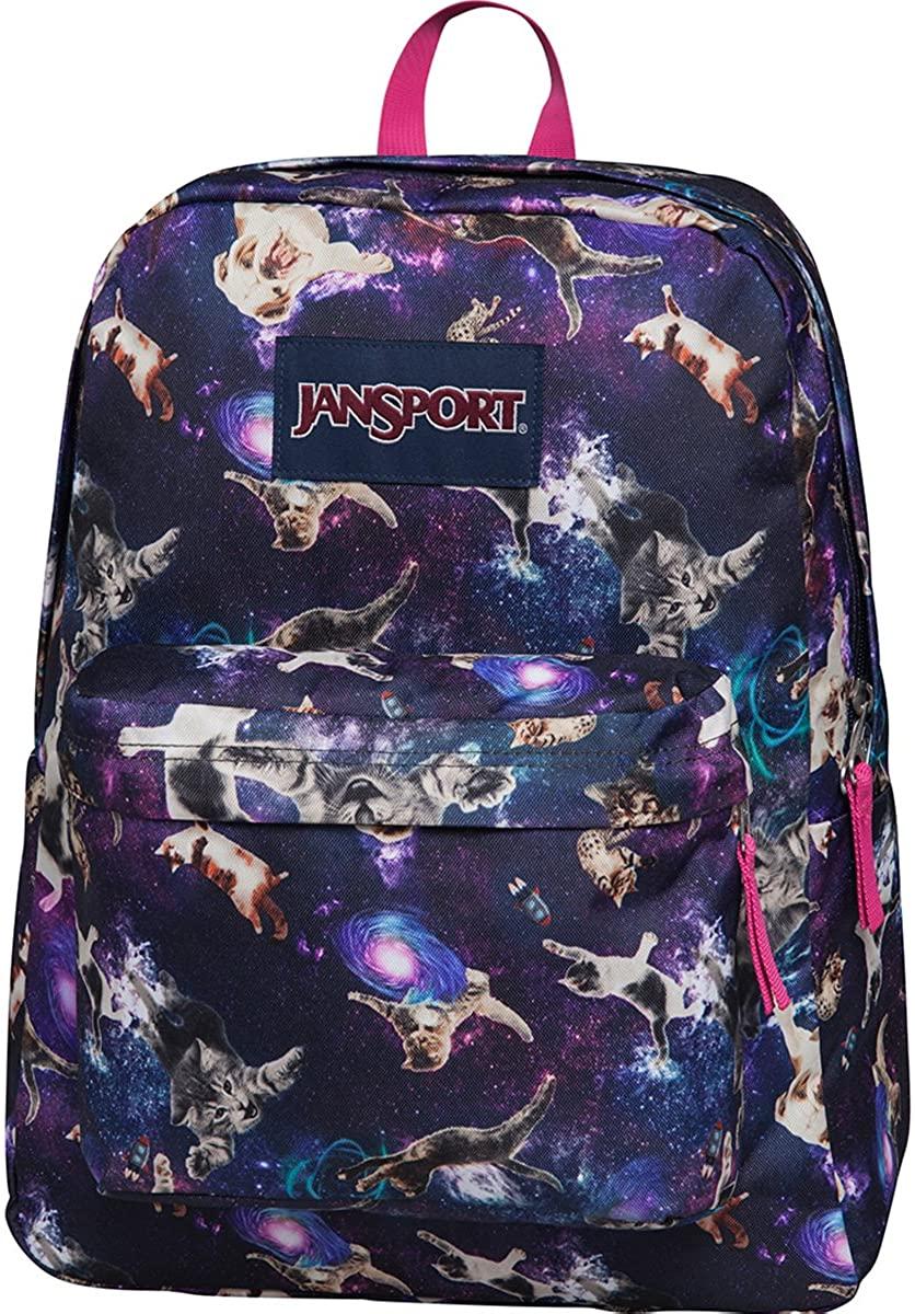 JanSport SuperBreak Multi Astro Kitty One Size