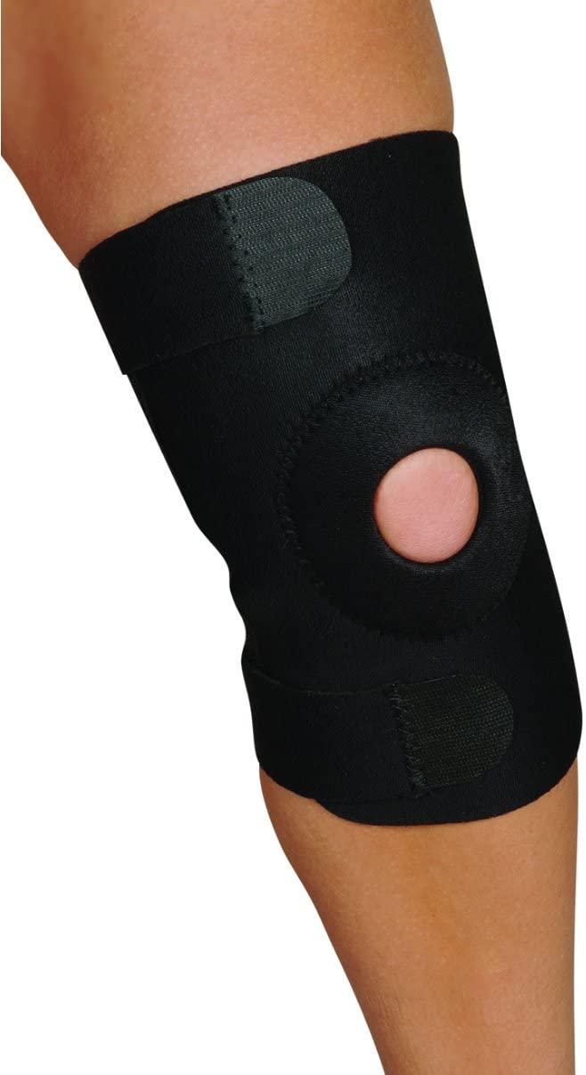 Blue Jay Adjustable Knee Support Black L/X-Large