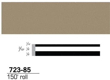 3M LT. Gold MET5/16 in X150 (3MS-72385)