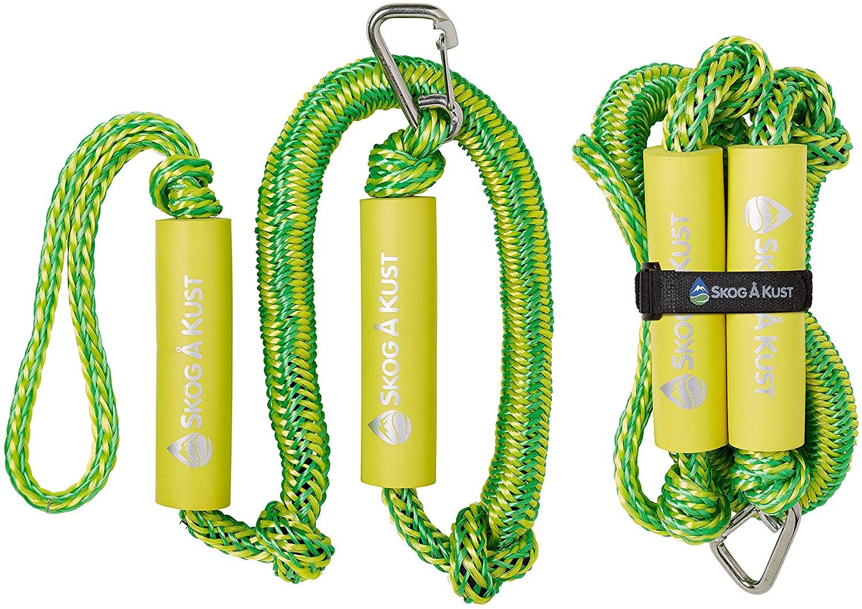 Skog Å Kust Premium PWC Bungee Dock Lines 2-Pack: 4& 6 Foot Lengths