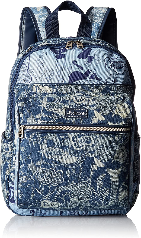 Sakroots Women's Artist Circle Cargo Backpack