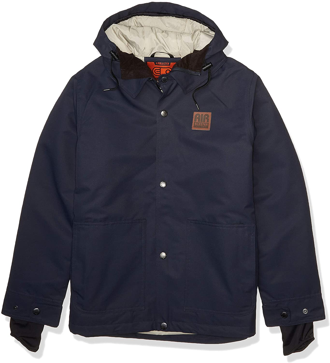 AIRBLASTER mens Work Jacket Lightly Insulated Outerwear