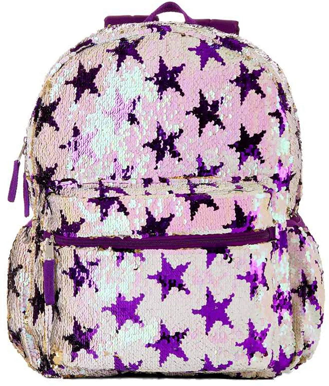 16 Sequins Backpack (Stars)