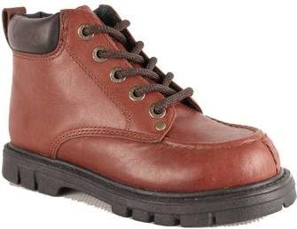 Bass Boys Boots 513P Road Brown Hiking