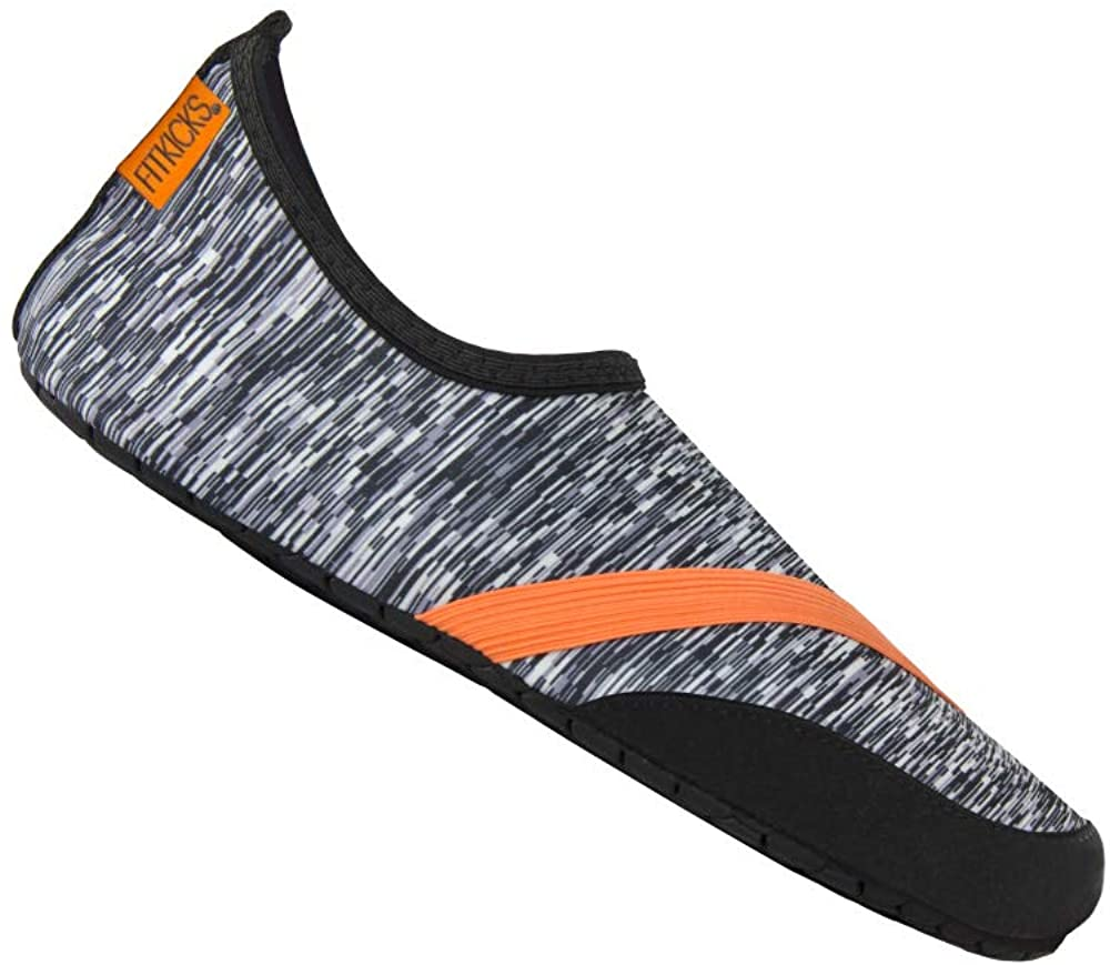 FitKicks Mens Edition Limited.001 Foldable Active Lifestyle Minimalist Footwear Barefoot Yoga Water Shoes
