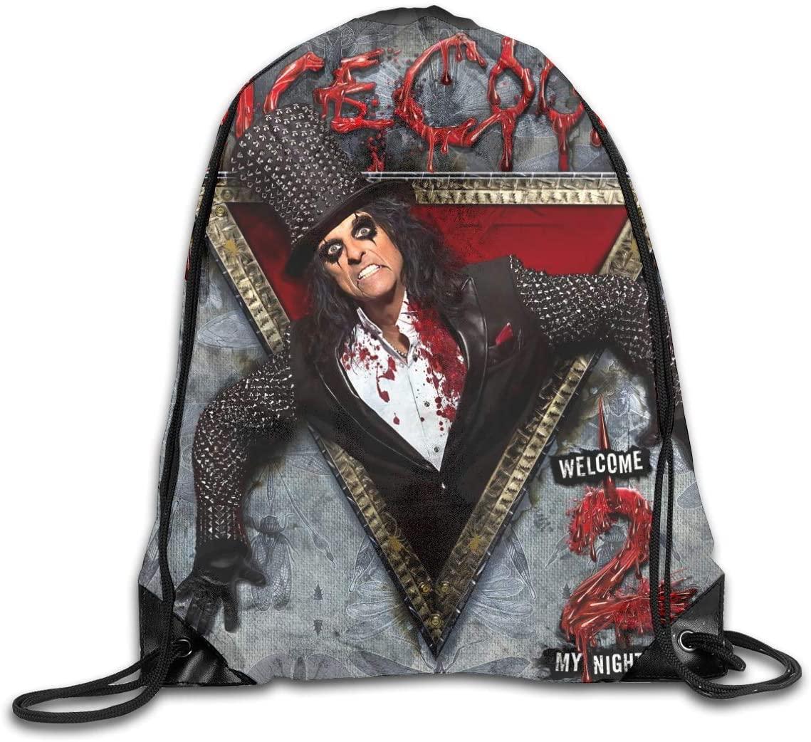 GhsyhSRf Bag Alice Cooper Shoulder Bags,Leisure Backpack,Fashion Backpack,Sports Backpack