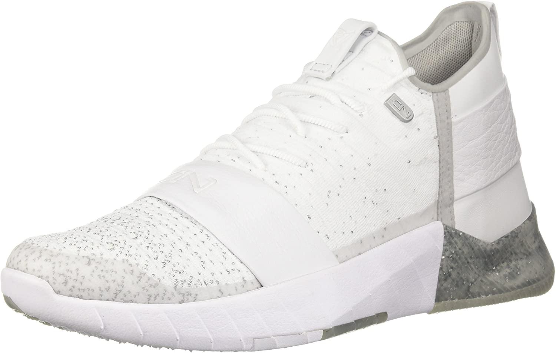 Under Armour Men's C1N TR LUX Sneaker, White (100)/White, 11