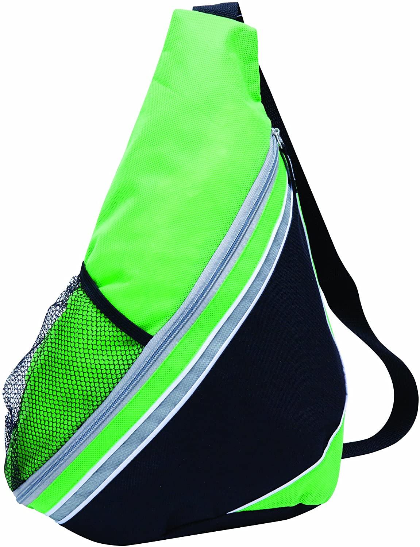 Light Weight Sling Shoulder Cross Backpack Travel Bag