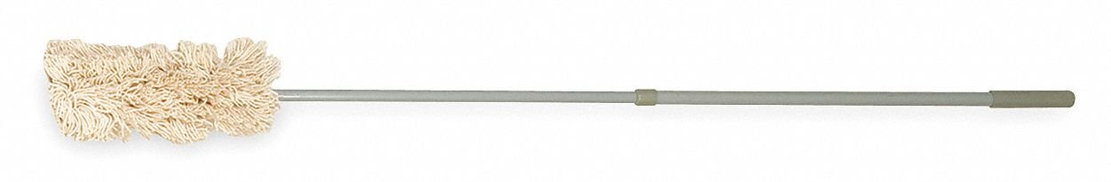 Overhead Duster, Poly, Cotton, 54