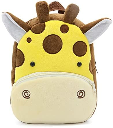 Cute Backpack Mini Travel Bag Animal Cartoon Pattern for Toddler Baby Girl Boy