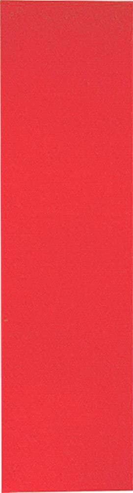 Pimp Grip Single Sheet Panic Red Skateboarding Griptape