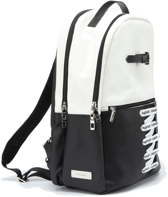 Lodinatt U1 Shoelace Backpack (White)