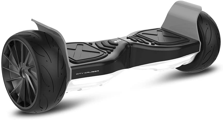 City Cruiser Hoverboard Sport Racing 8.5