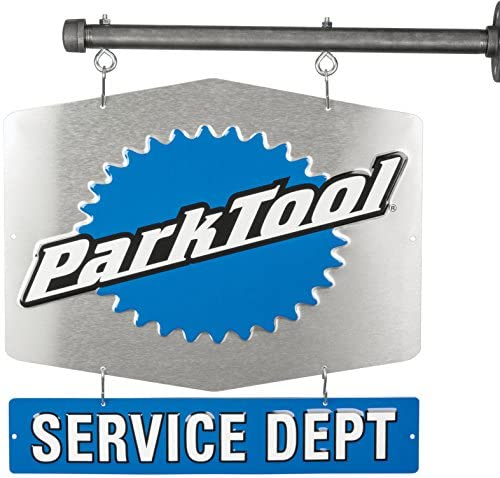 Park Tool SDS-1 Service Department Sign Single Sided Tool