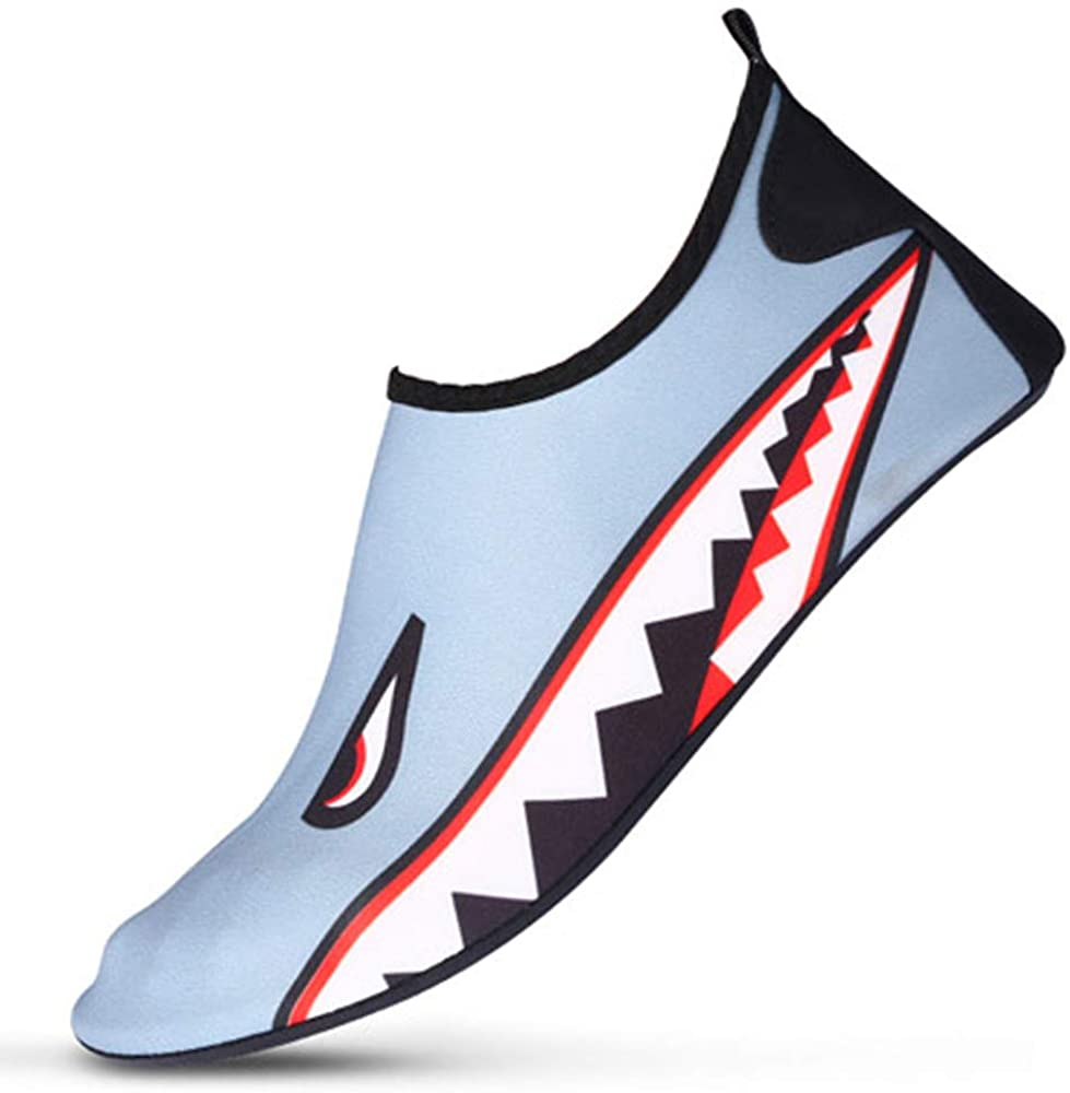 Water Sports Shoes for Men & Women, Barefoot, Quick-Dry Aqua Socks for Beach, Swim, Surf, Yoga, Exercise, Outdoor …