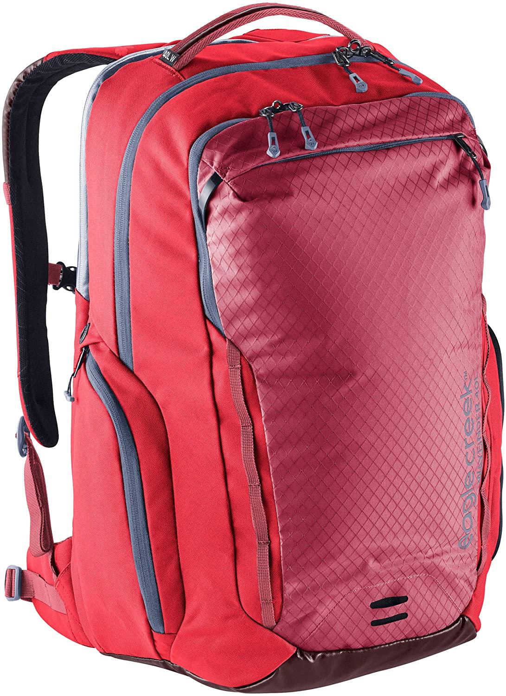 Eagle Creek Wayfinder Backpack, Women's Fit Design, Coral Sunset, 40L