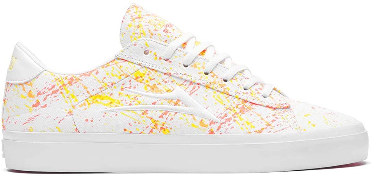 Lakai Skateboard Shoe Newport x Porus Splatter